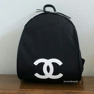 New!! Authentic Chanel VIP gift Backpack